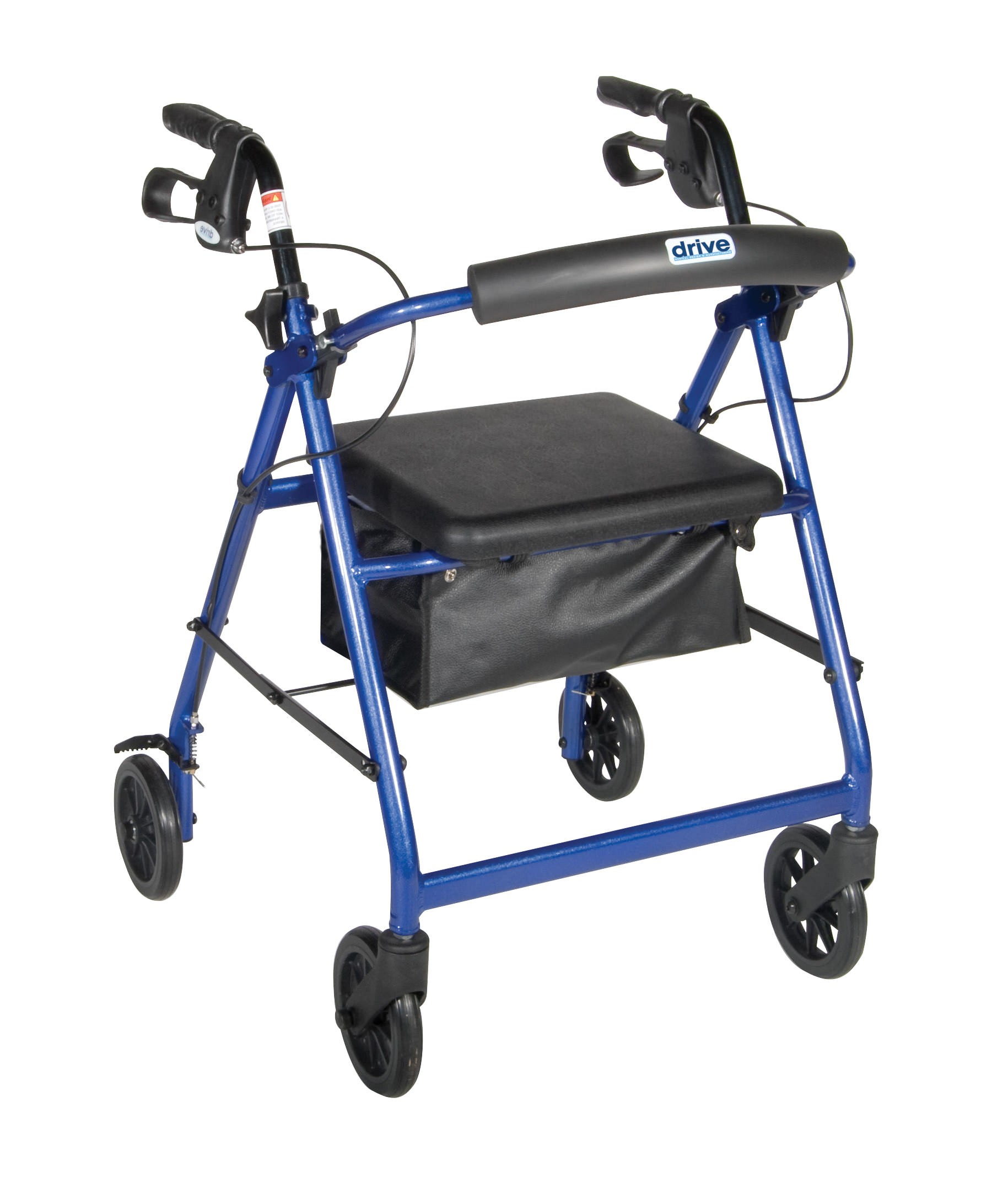 Lightweight Aluminium Rollator Free Nationwide Delivery